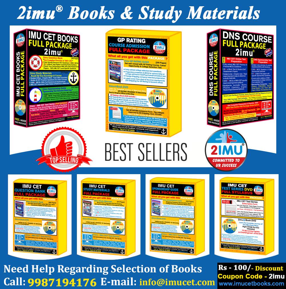 imucet books